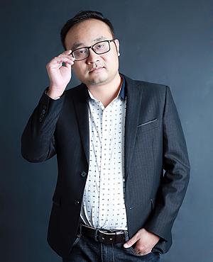 高级设计师蒋凯